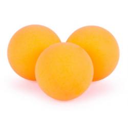 Blanco Ballen Fun Plastic Oranje (100)
