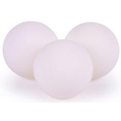 Blanco Ballen Plastic Wit (100)