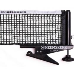 Heemskerk Netpostcombinatie Clipper zwart