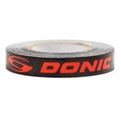 Donic Zijkantband zwart-rood12 mm x 5 m