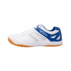 Andro Schoenen Shuffle Step wit-blauw