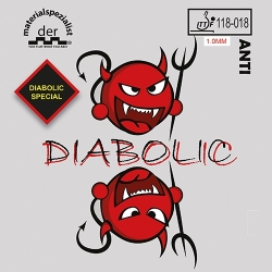 Der Materialspezialist Diabolic Special