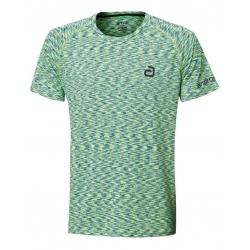 Andro Shirt Melange Multicolor groen-navy