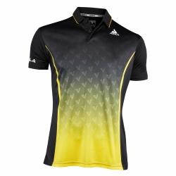Joola Shirt Viro zwart-geel