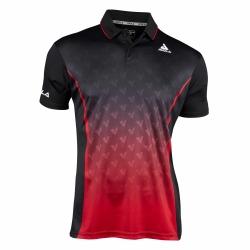 Joola Shirt Viro zwart-rood