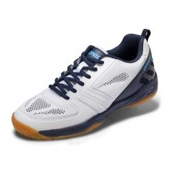 Donic Schoenen Reflex wit-blauw