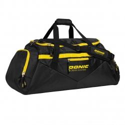 Donic Sporttas Seca * zwart-geel