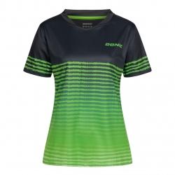 Donic Shirt Libra Lady zwart-groen