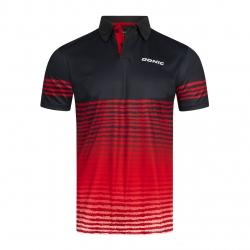 Donic Shirt Libra zwart-rood