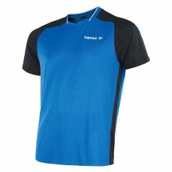 Tibhar T-Shirt Pro blauw-zwart