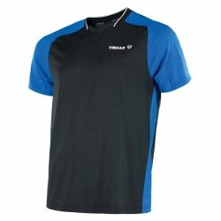 Tibhar T-Shirt Pro zwart-blauw