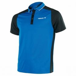 Tibhar Shirt Pro blauw-zwart