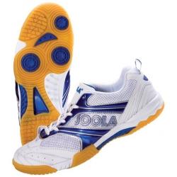 Joola schoenen Rally wit-blauw