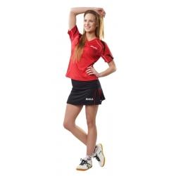 Joola shirt Mesa Lady rood-zwart