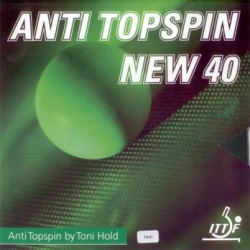 Toni Hold New Anti 40