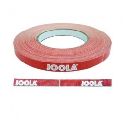 Joola Zijkantband rood-wit 10 mm x 5 m