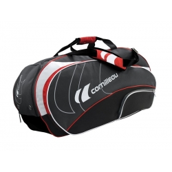 Cornilleau Sporttas Fittcare * zwart-grijs-rood