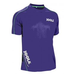 Joola Shirt Competition Navy * Polyester - 140