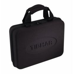 Tibhar Foamcase De Luxe * zwart