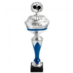 Trofee Schwerin Blauw 37 cm