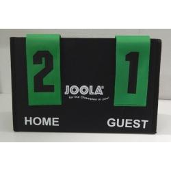 Joola Team Scorebord