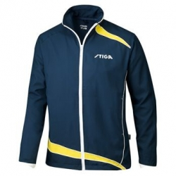 Stiga Trainingsvest Apollo navy-geel