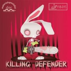 Der Materialspezialist Killing Defender