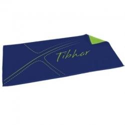 Tibhar Handdoek Metro blauw-groen