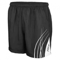 Tibhar Short Grip zwart-wit