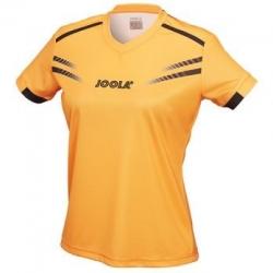 Joola Shirt Cuneo Lady oranje-zwart