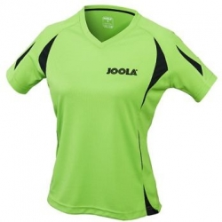 Joola Shirt Matera Lady groen-zwart