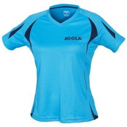 Joola Shirt Matera Lady lichtblauw-navy