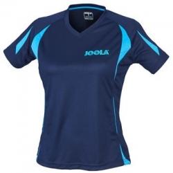 Joola Shirt Matera Lady navy-lichtblauw