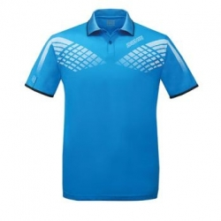 Donic Shirt Hyper blauw-wit