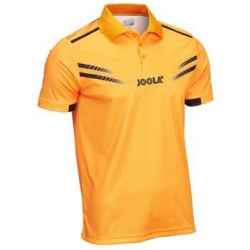 Joola Shirt Cuneo oranje-zwart