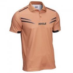 Joola Shirt Cuneo koper-zwart