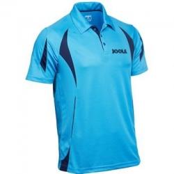 Joola Shirt Matera Polyester lichtblauw-navy