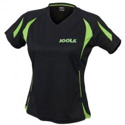 Joola Shirt Matera Lady zwart-groen