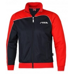 Stiga Trainingsvest Galaxy navy-rood
