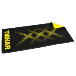 Tibhar Handdoek TripleX zwart-geel