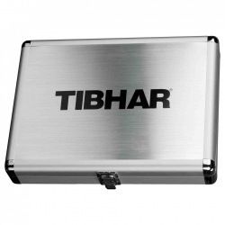 Tibhar Alu-Case Exclusive * zilver