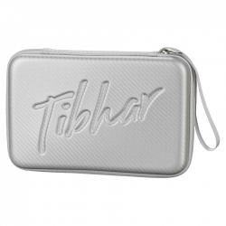 Tibhar Palethoes Carbon Rechthoekig * zilver