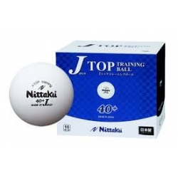 Nittaku Ball J-Top Training 40+  (120)