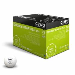Gewo Bal Double Star SLP 40+  (72)