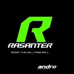 Andro Beschermfolie Pro Rasanter zwart-groen