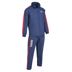 Joola Trainingsvest Campo navy-rood