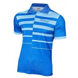 Joola Shirt Linares Polyester blauw-lichtblauw