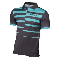 Joola Shirt Linares Polyester zwart-groen