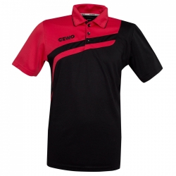 Gewo Shirt Cox zwart-rood