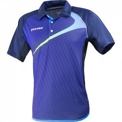Victas Shirt V-Shirt 210 navy-blauw